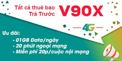 đăng ký v90x viettel